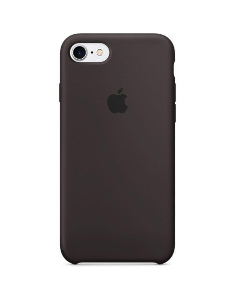 Apple Apple iPhone 7 Silicone Case - Cocoa