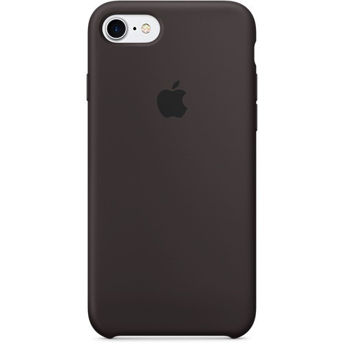 Apple Apple iPhone 7 Silicone Case - Cocoa