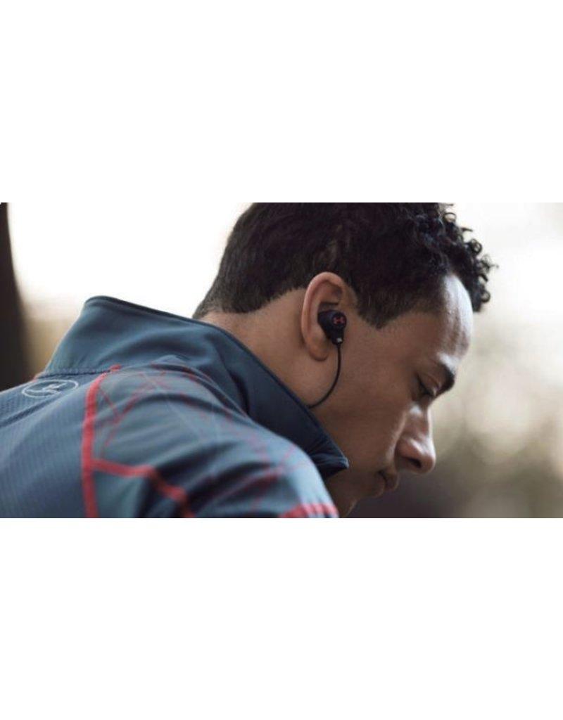 JBL JBL Under Armour Wirless In-Ear BT Sport Heaphones - Black / Red