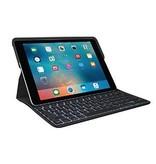 Logitech Create Smart Keyboard Case for 9.7-Inch iPad Pro - Black