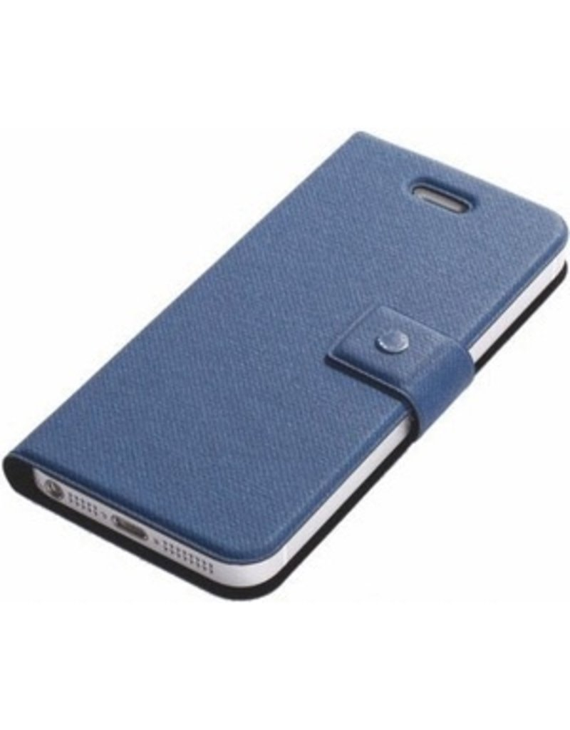 Fenice iPhone 5/5s/SE Diario - Blue