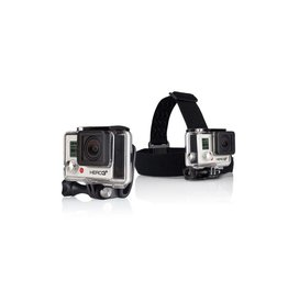 GoPro Head Strap with Quickclip (H4, H3+, H3)