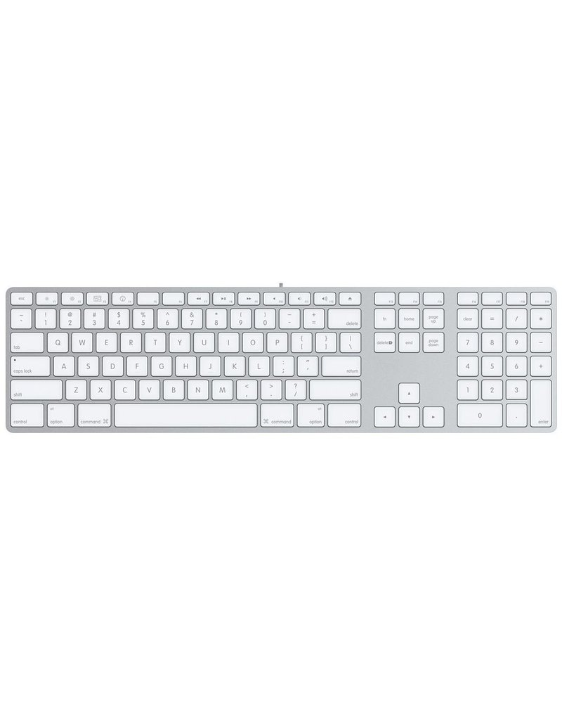 Apple Apple Wired Keyboard w/ Numeric Keypad