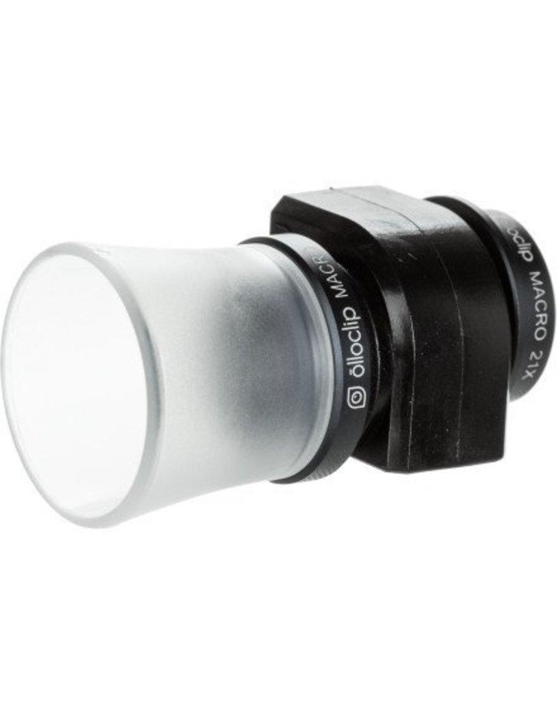 OlloClip Macro 3-in-1 Lens for iPhone 5 / 5S - Black