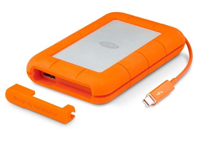 Lacie LaCie Rugged 1TB Thunderbolt USB 3.0 V2