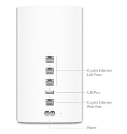 Apple Apple Time Capsule (3TB)