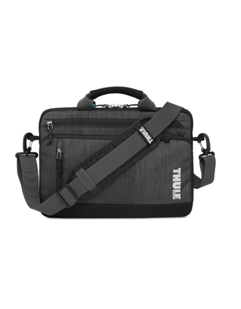 Thule Stravan Pro 13 Inch Deluxe Attache  - Grey / Black