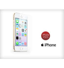 Phantom Glass Phantom Glass Screen Protector for iPhone 5S / 5C / SE - Classic Clear
