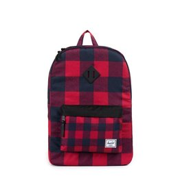 Herschel Supply Herschel Supply Heritage Backpack - Buffalo Plaid Rubber