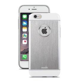 Moshi Moshi iGlaze Armour for iPhone 6 / 6s - Silver