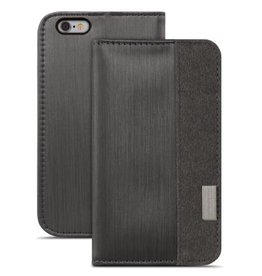 Moshi Moshi Overture Wallet for iPhone 6 / 6s - Black