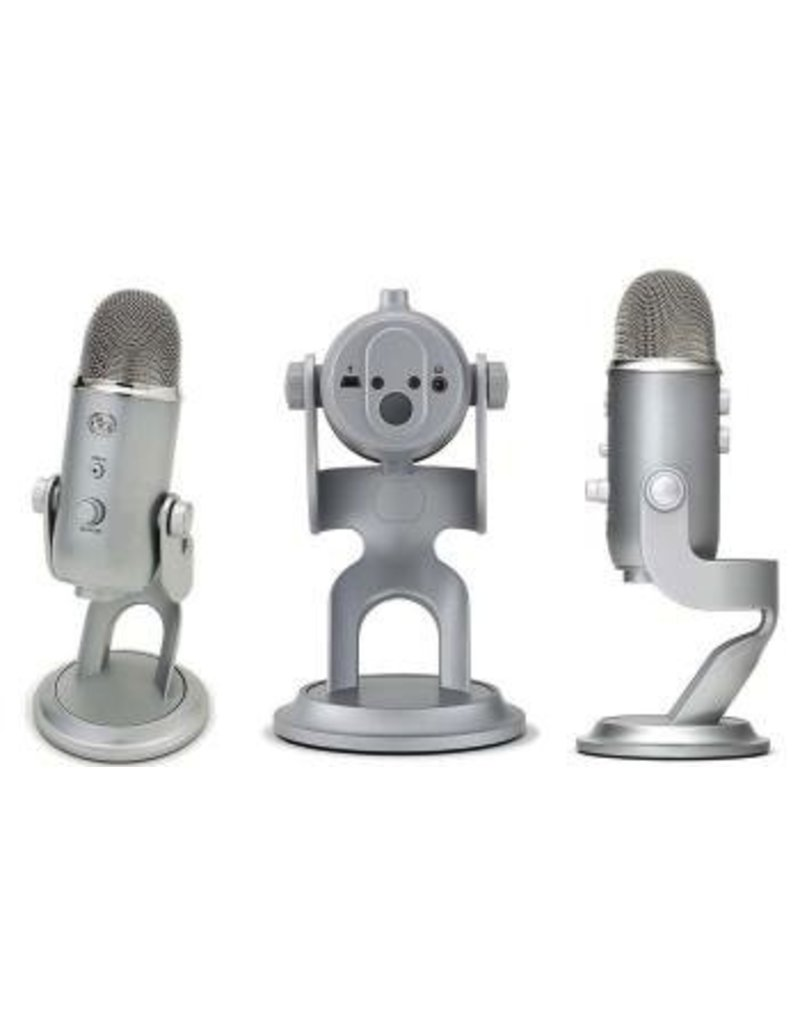 Blue Microphones Blue Microphones Yeti USB Mic - Silver