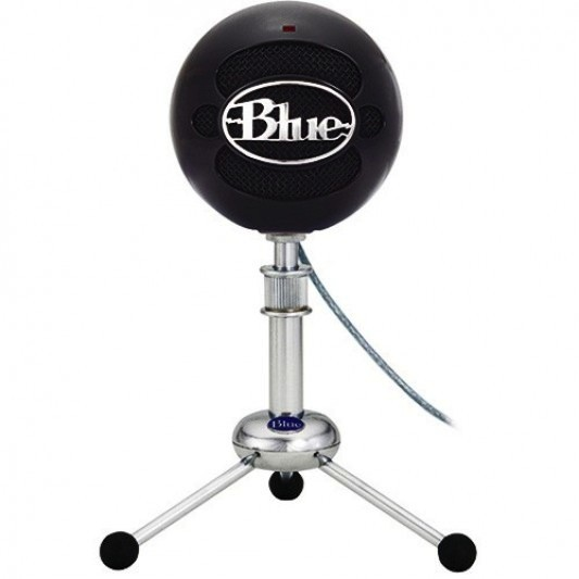 Blue Microphones Blue Microphones Snowball USB Mic - Gloss Black