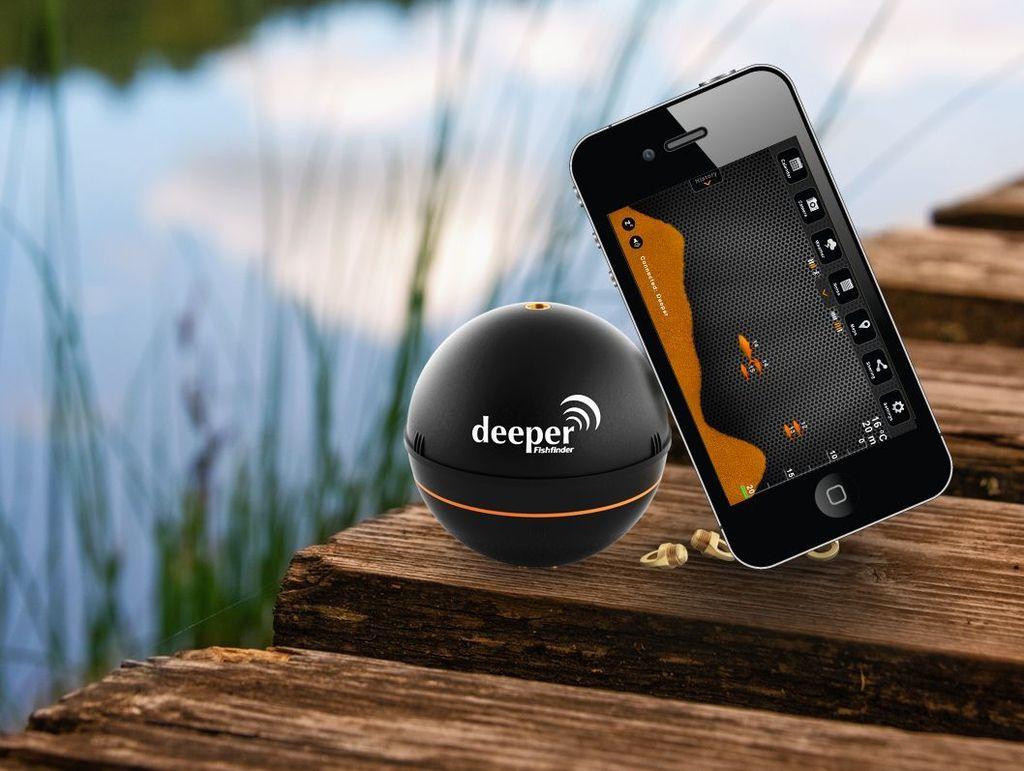 Deeper Deeper Fishfinder 3.0