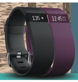 FitBit Charge HR Wireless Activity/ Sleep/ Heart Rate Wristband - Large Black