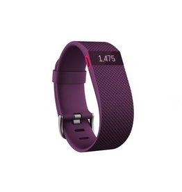 FitBit FitBit Charge HR Wireless Activity/ Sleep/ Heart Rate Wristband - Small Plum