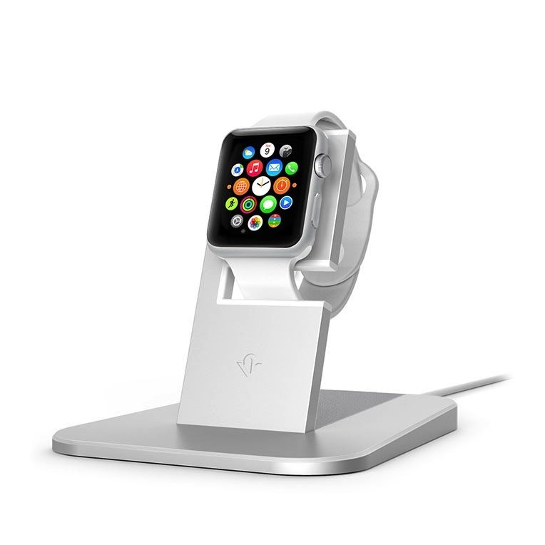Twelve South Twelve South HiRise for Apple Watch - Silver