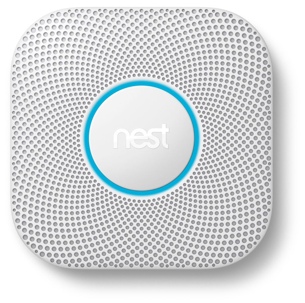 Nest Nest Protect Smoke and Carbon Monoxide Alarm 2nd Gen - Wired