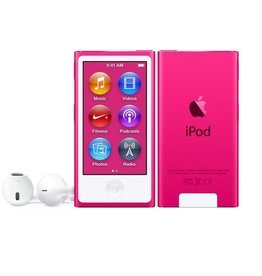Apple Apple iPod Nano 16GB - Pink