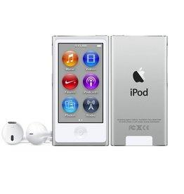 Apple Apple iPod Nano 16GB - Silver