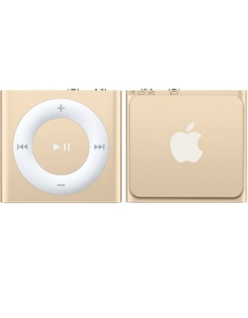 Apple Apple iPod Shuffle 2GB - Gold