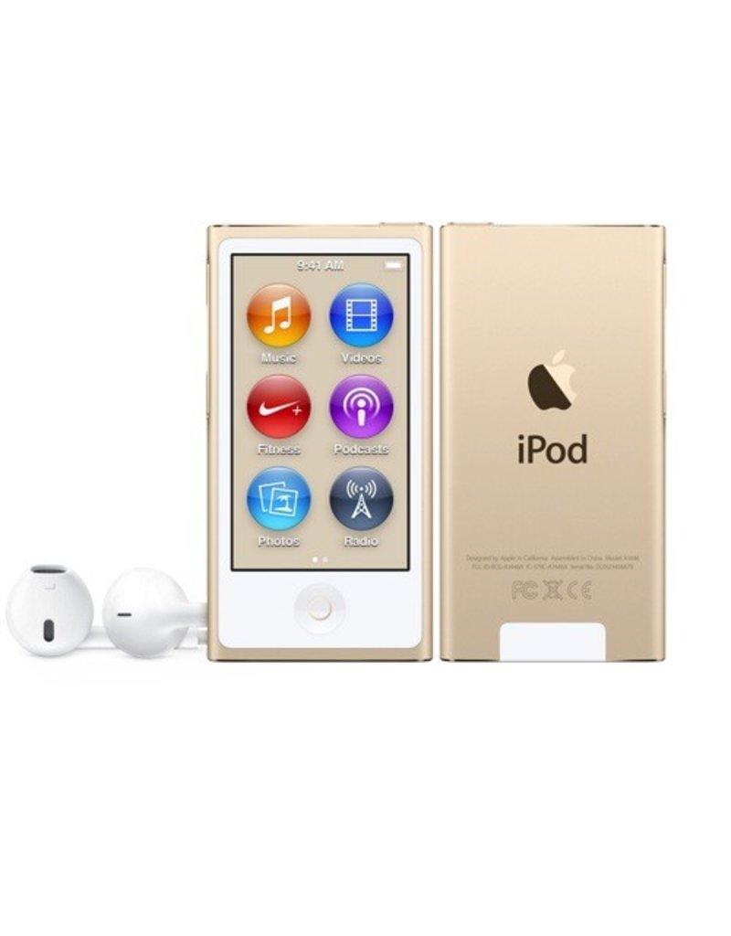 Apple Apple iPod Nano 16GB - Gold