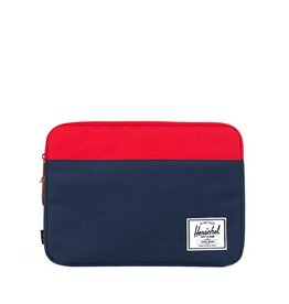 Herschel Supply Herschel Supply Anchor Computer sleeve 15 Inch - Navy/Red
