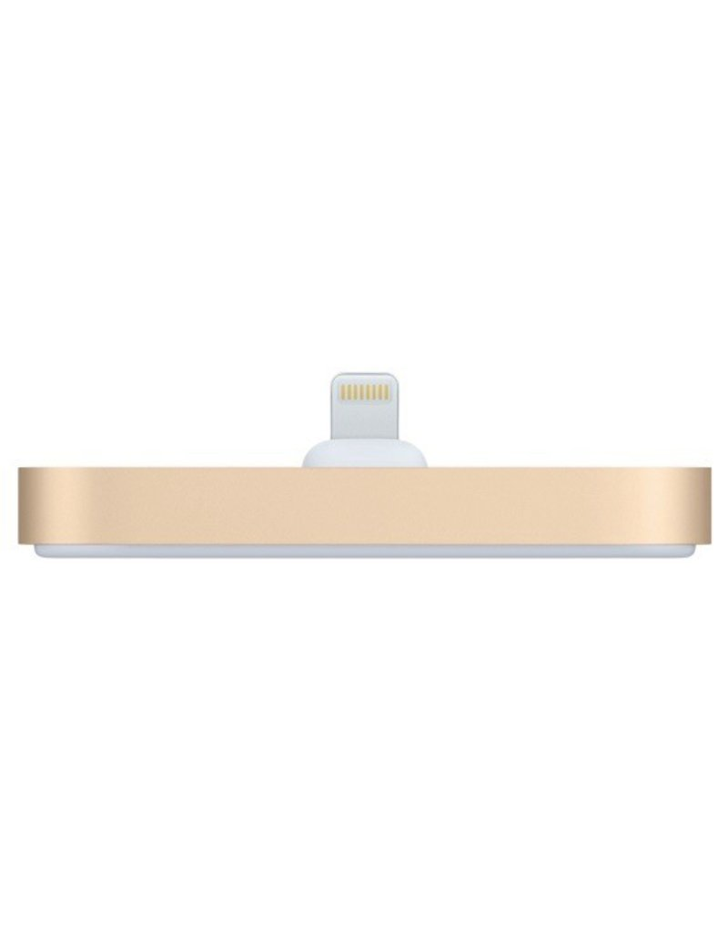Apple Apple iPhone Lightning Dock - Gold