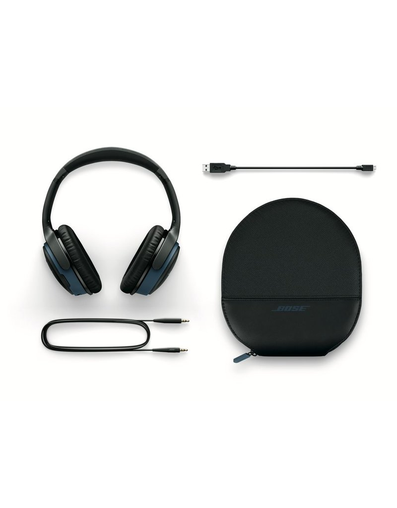 bose bose soundlink around ear wireless headphones ii. Black Bedroom Furniture Sets. Home Design Ideas