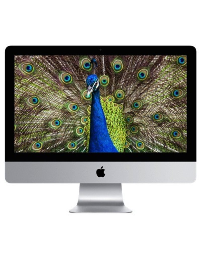 "Apple iMac 21.5"" Retina 4K Display 3.1GHz quad-core  i5, 8GB, 1TB, Intel Iris Pro Graphics 6200"