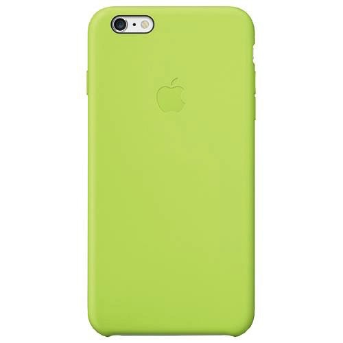 Apple Apple iPhone 6 Plus Silicone Case Green