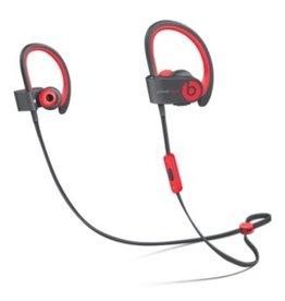Beats Beats PowerBeats2 Wireless In Ear Headphones Active Collection - Siren Red<br />Performance. Power. Freedom.