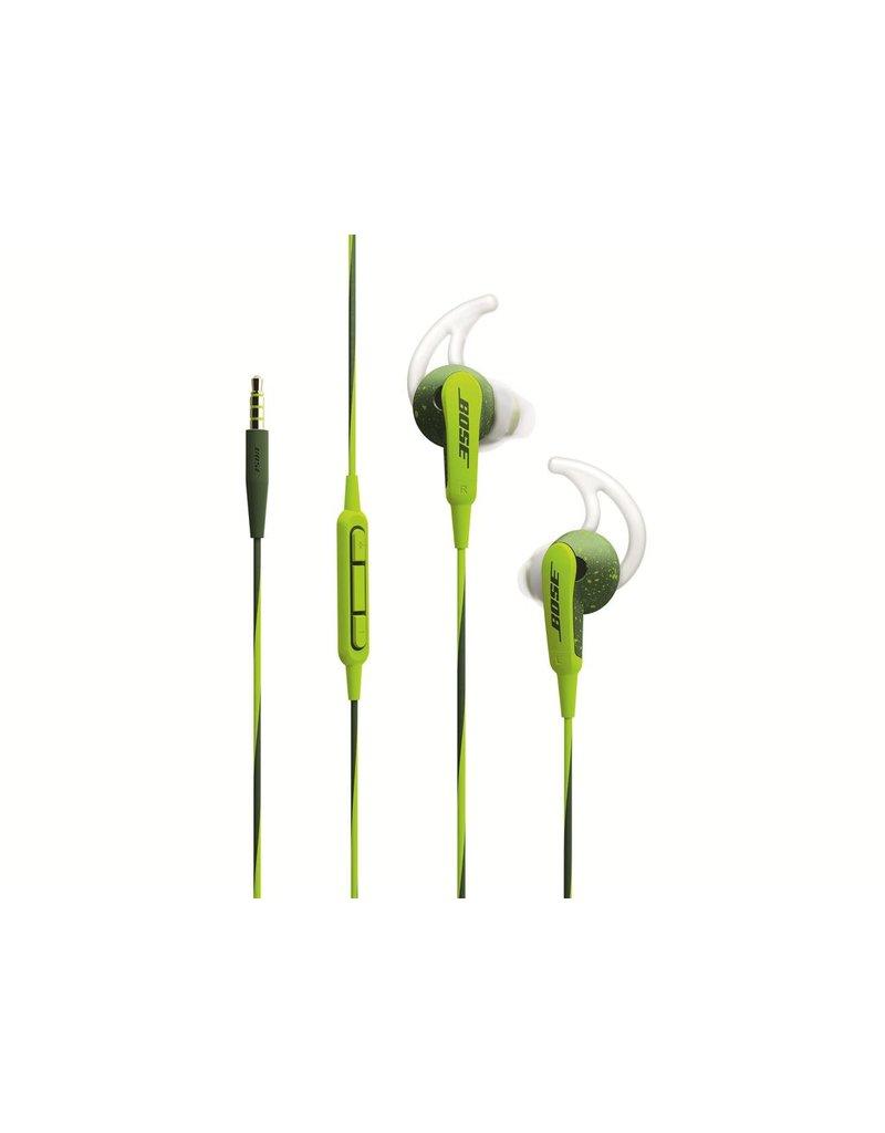 Bose Bose® SoundSport™ In-Ear Headphones - Energy Green