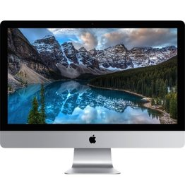 "Apple iMac 27"" Retina 5K display 3.3GHz quad-core i5, 8GB (2 x 4GB), 2TB Fusion"