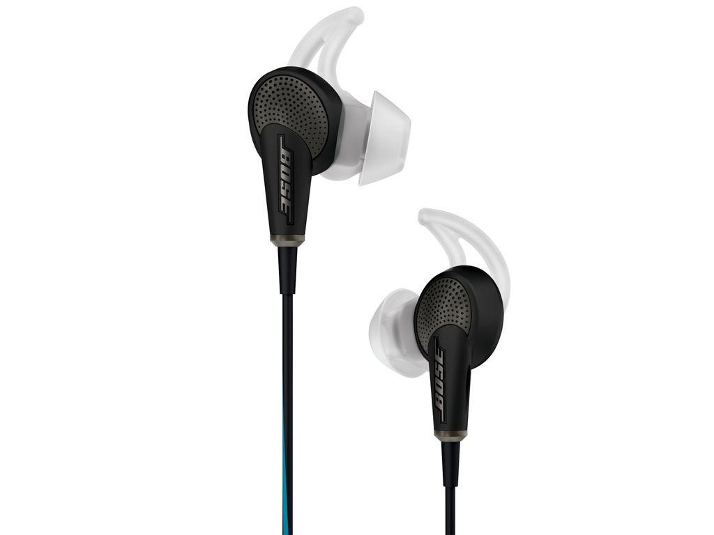 Bose Bose® QuietComfort® 20 Acoustic Noise Cancelling® Headphones - Black