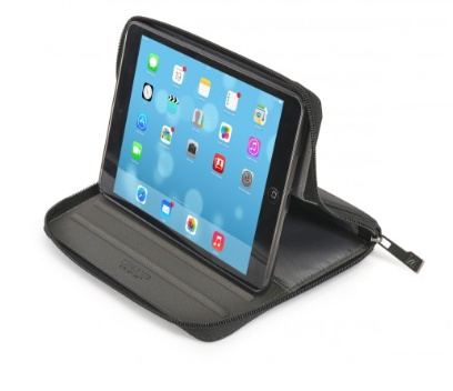 Tucano Work-In Zipped Wallet Case for iPad mini 4 - Black