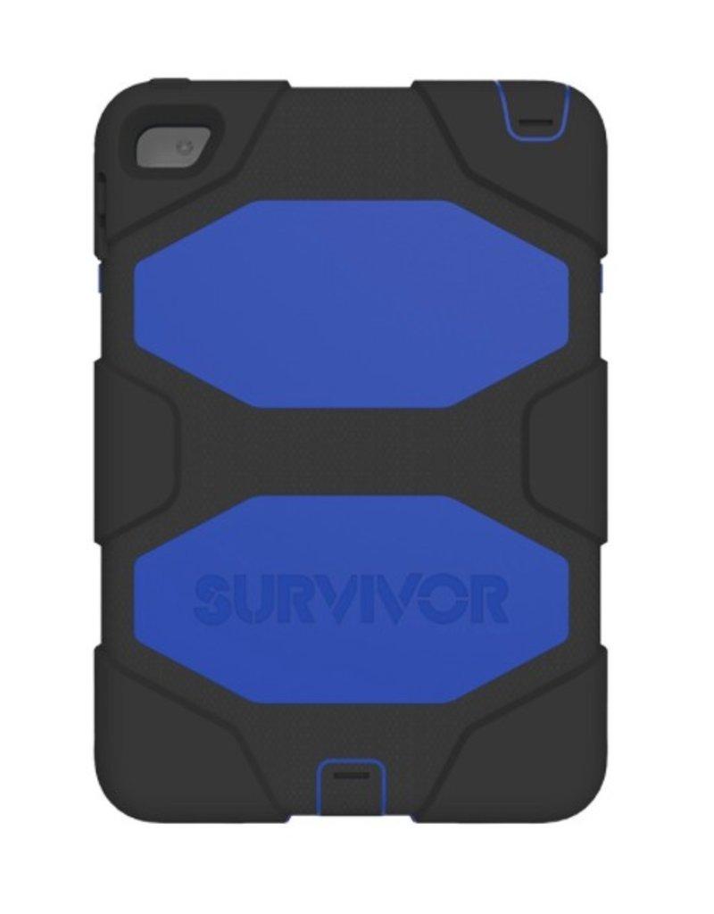 Griffin Survivor for iPad mini 4 - Blue / Black