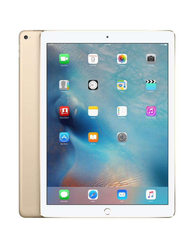 Apple Apple 12.9-inch iPad Pro WI-FI + Cellular 128GB - Gold