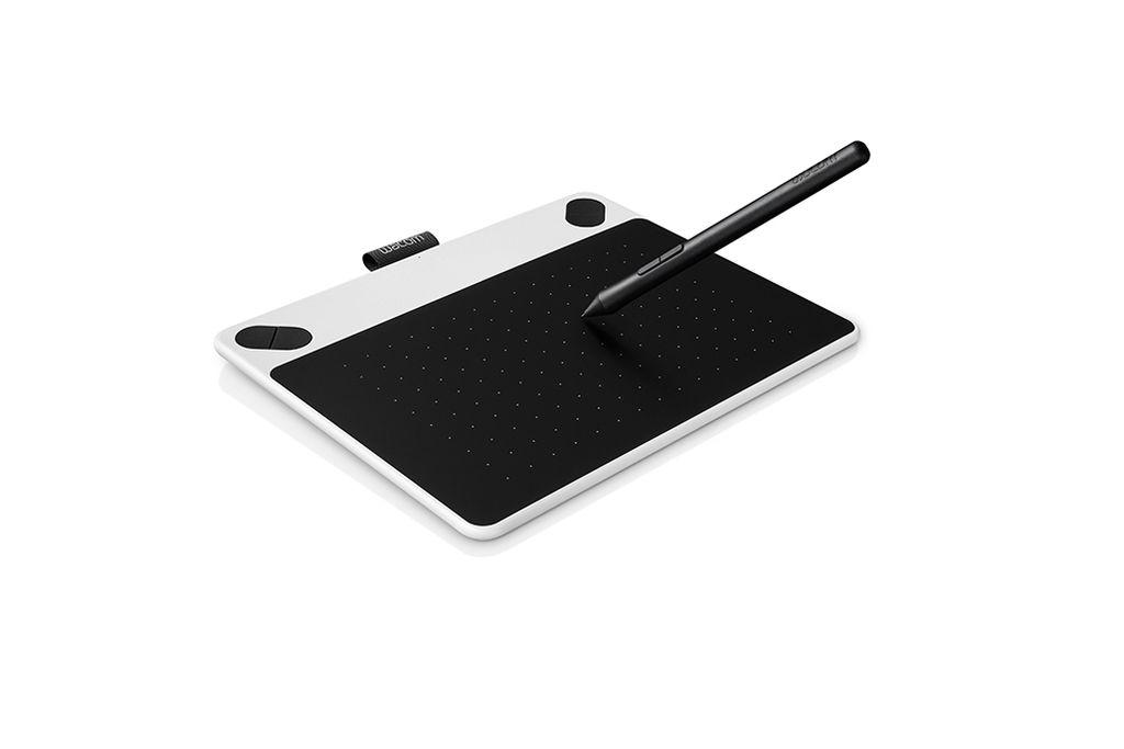 Wacom Wacom Intuos Draw Pen Tablet - Small White