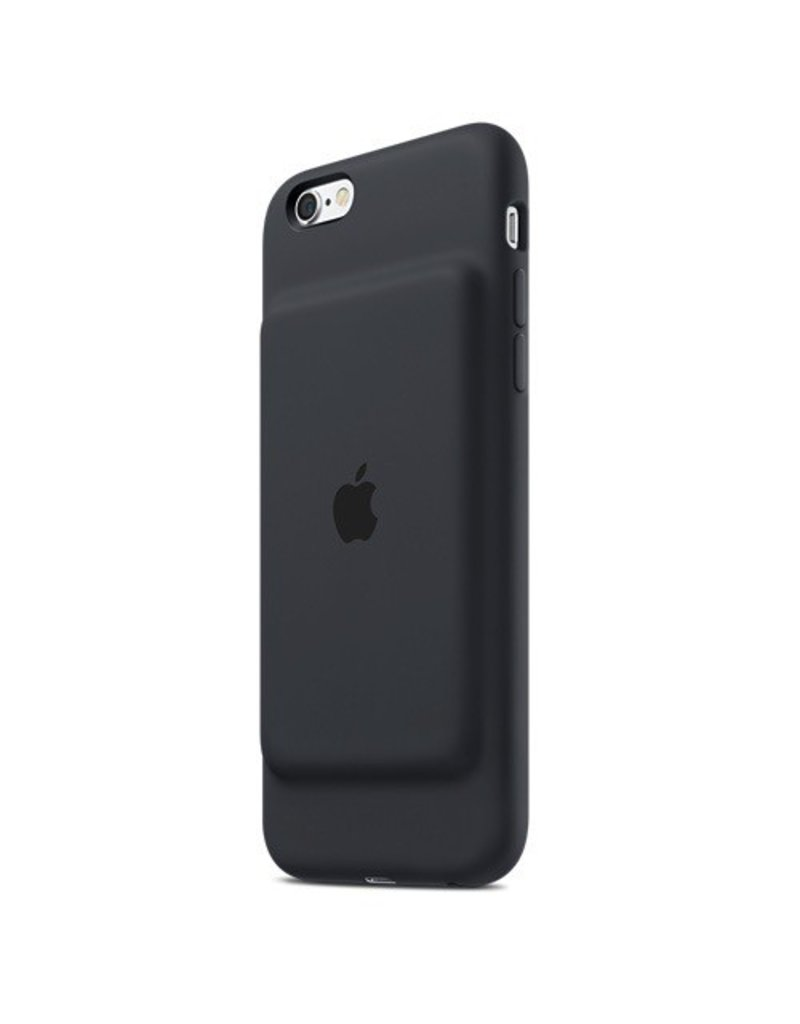 Apple Apple iPhone 6s Smart Battery Case - Charcoal Gray