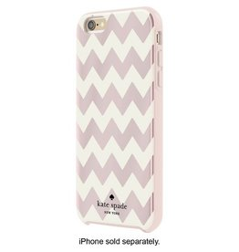 kate spade new york kate spade Hybrid Case for iPhone 6 / 6s Plus - Chevron Blush