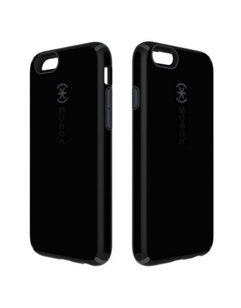 Speck Speck Candyshell for iPhone 6 / 6s - Black / Slate Grey<br />