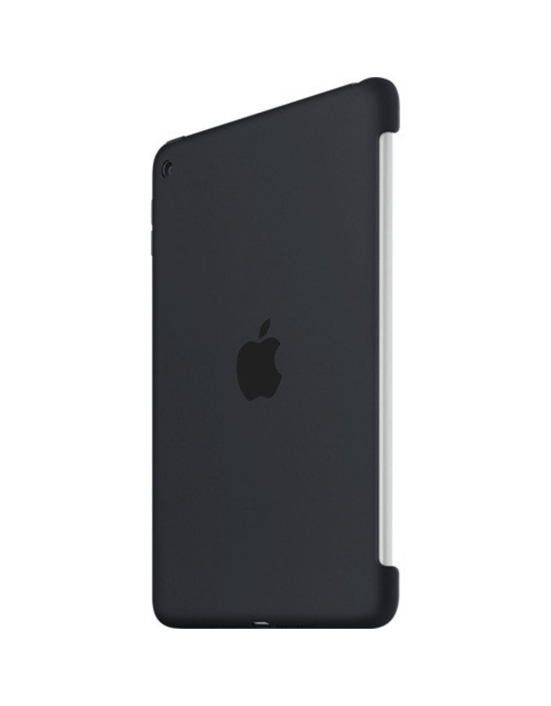 Apple Apple iPad mini 4 Silicone Case - Charcoal Grey