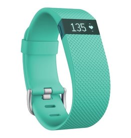 FitBit Charge HR Wireless Activity/ Sleep/ Heart Rate Wristband - Small Teal