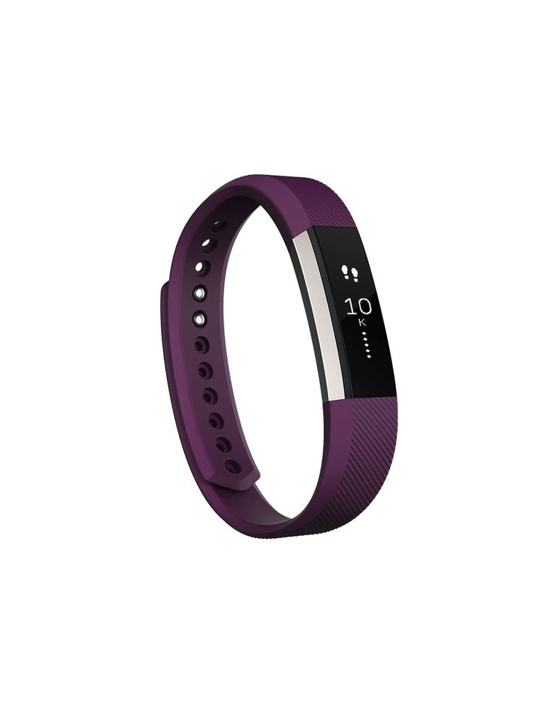 FitBit Alta Fitness Wristband - Large Plum