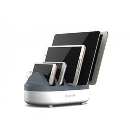 Griffin Powerdock Pro Gray / White