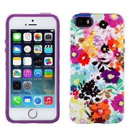 Speck Speck iPhone 5 / 5s / SE CandyShell INKED - Bold Blossoms