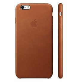 Apple Apple iPhone 6s Plus Leather Case - Saddle Brown