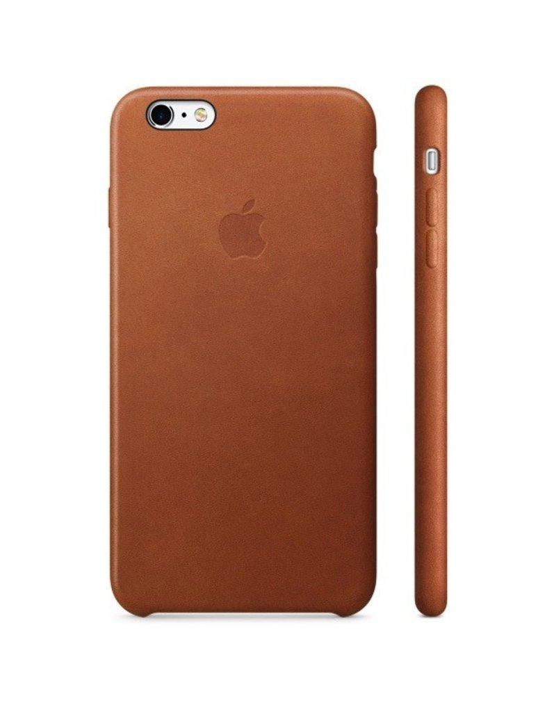 Apple Apple iPhone 6s Plus Leather Case - Saddle Brown