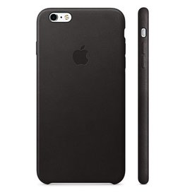 Apple Apple iPhone 6s Plus Leather Case - Black